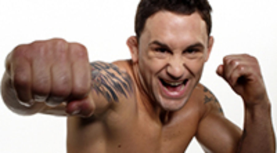 3: Frankie Edgar – Never Knocked Out